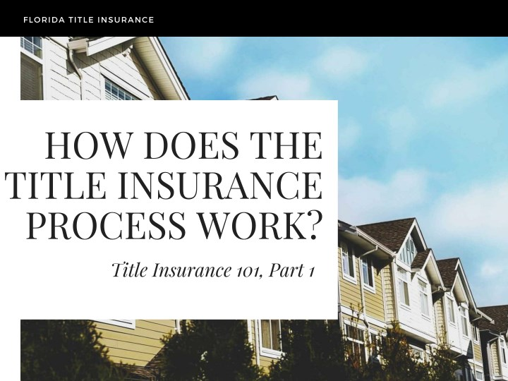 PPT - How Does The Ttle Insurance Process Work? PowerPoint ...
