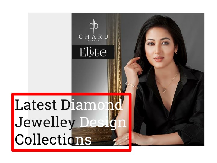 latest diamond jewelley design collections n.