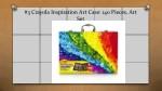 3 crayola inspiration art case 140 pieces art set