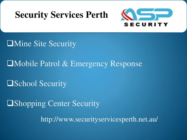 Ppt Security Services Powerpoint Presentation Free Download Id 7893834