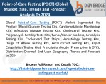 point of care testing poct global market size
