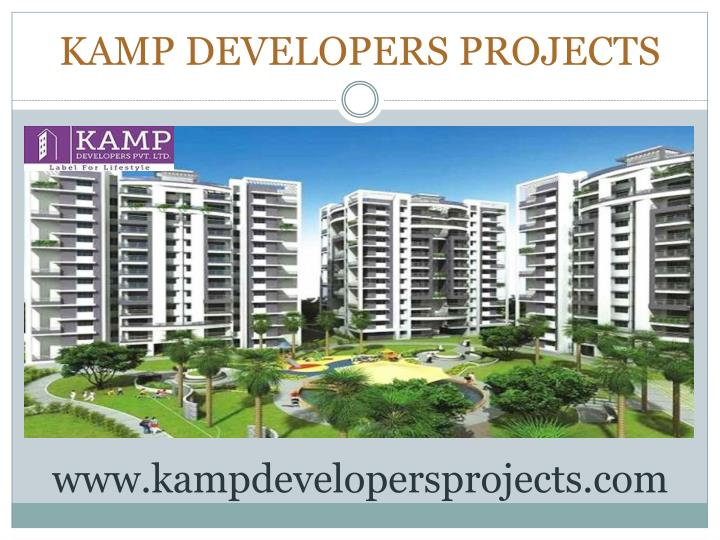 kamp developers projects n.