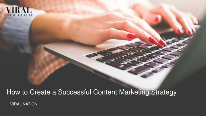 how to create a successful content marketing n.