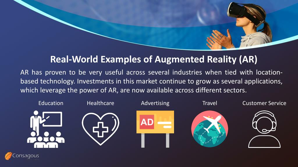 PPT - How Augmented Reality is Being Implemented in The Real