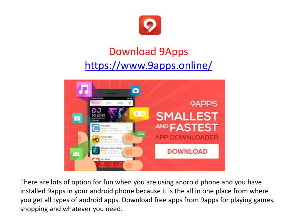 PPT - Some common uses of 9 apps store PowerPoint Presentation - ID