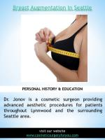 breast augmentation in seattle