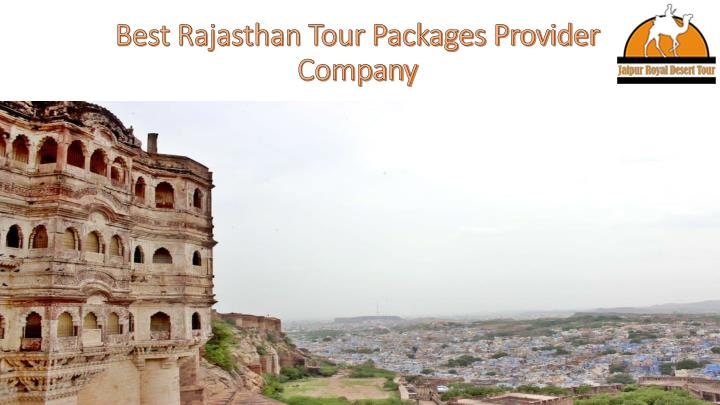best rajasthan tour packages provider company n.