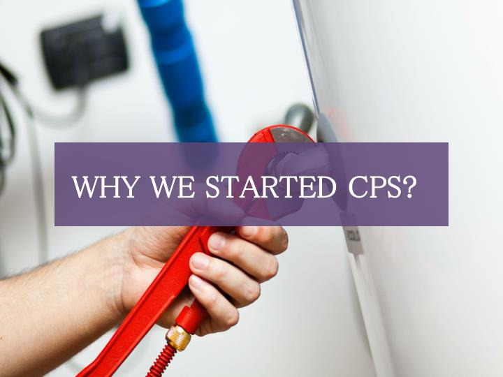 why we started cps n.