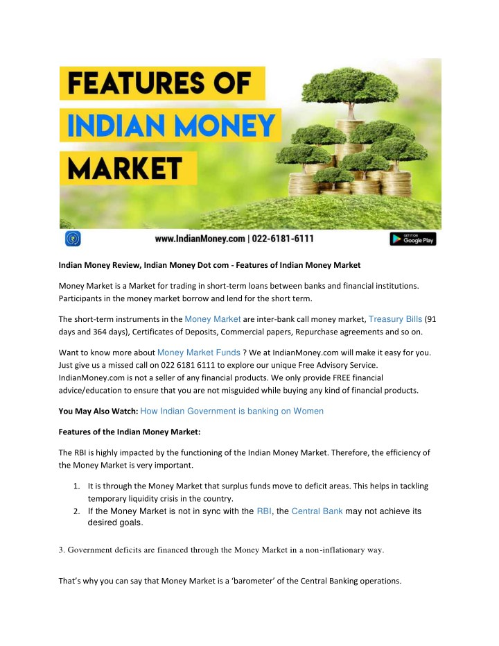 indian money review indian money dot com features n.
