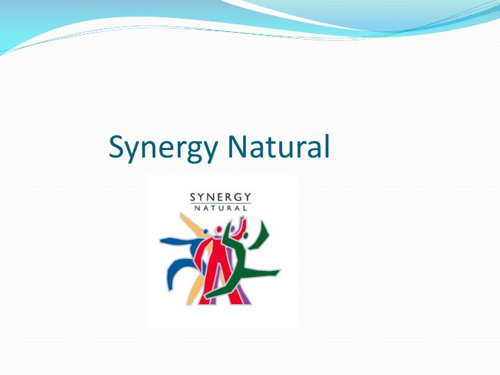 synergy natural n.