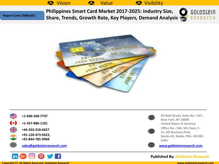 philippines smart card market 2017 2025 industry n.