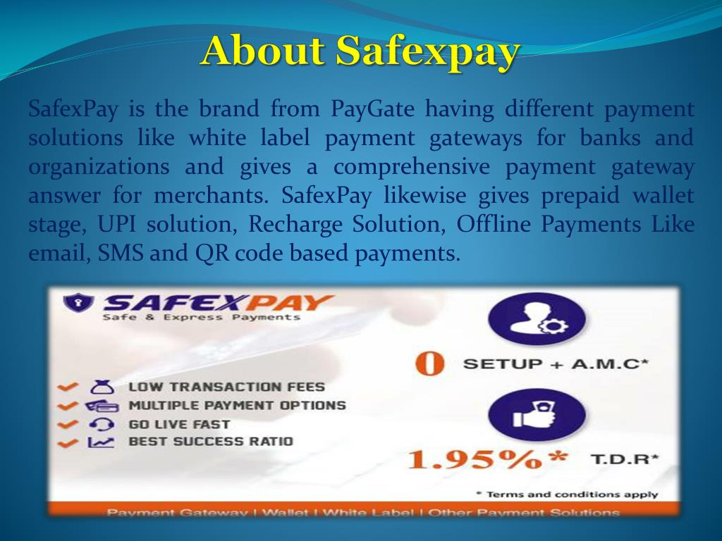 PPT - Best Payment Gateway Provider in India PowerPoint