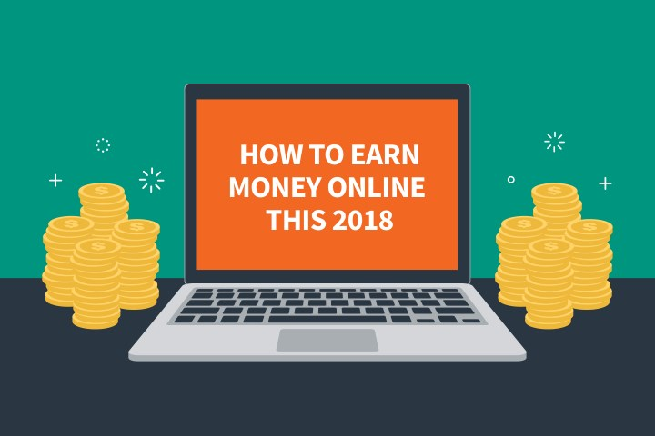 how to earn money online this 2018 n.