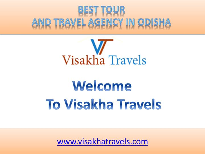 best tour and travel agency in odisha n.