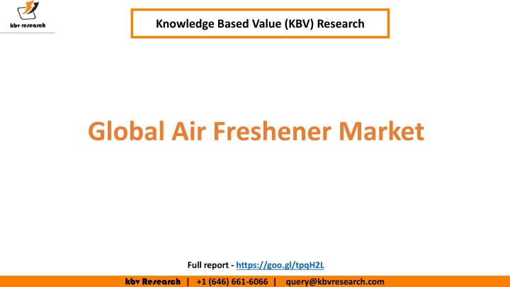 knowledge based value kbv research n.