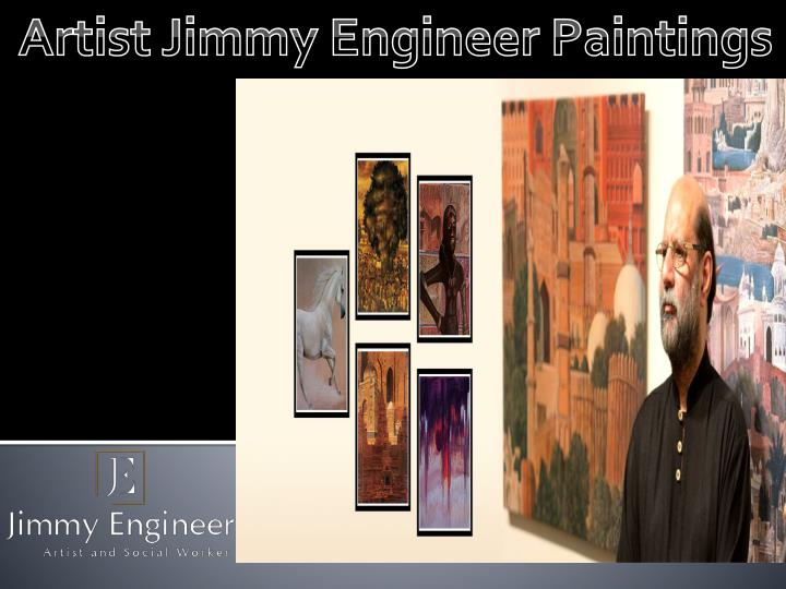 artist jimmy engineer paintings n.