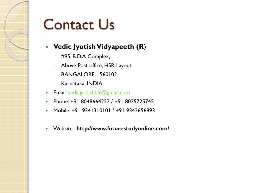 PPT - Janam kundali online by date of birth PowerPoint