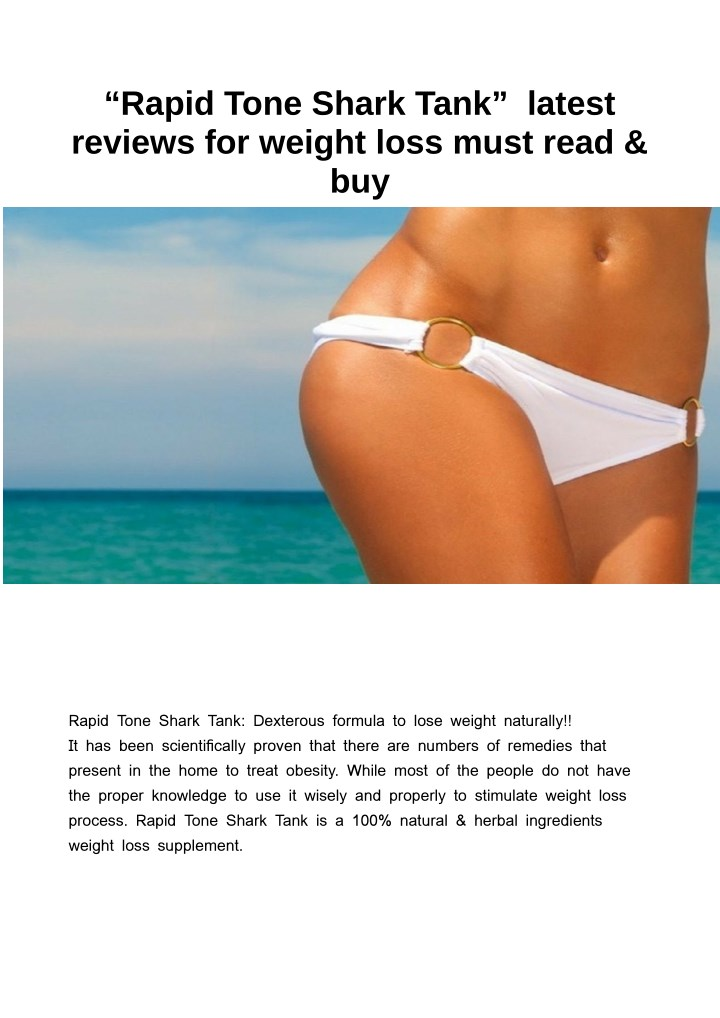 rapid tone shark tank latest reviews for weight n.