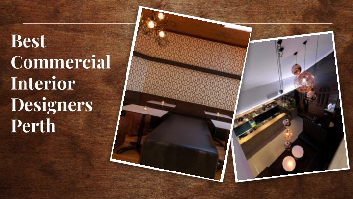 best commercial interior designers perth n.