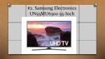 2 samsung electronics un55mu6300 55 inch
