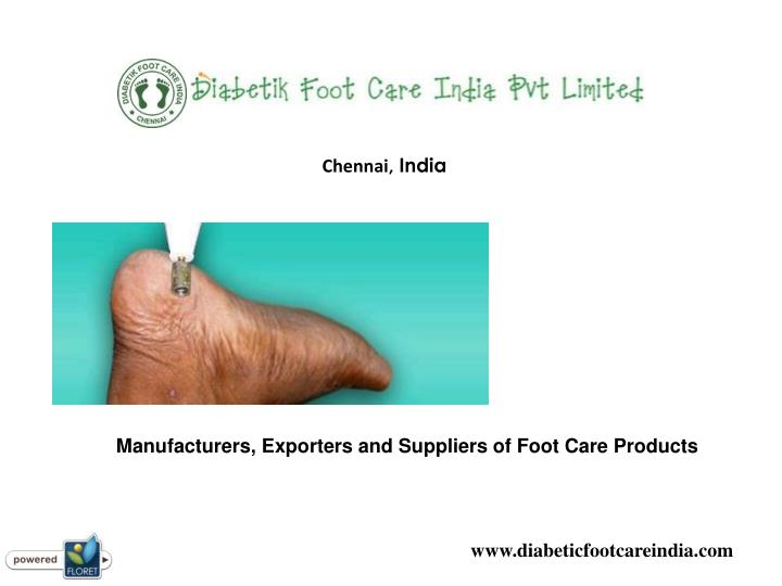 PPT - Medical Equipment Manufacturers PowerPoint