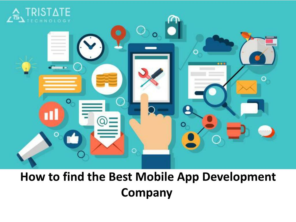 ppt how to find the best mobile app development company powerpoint