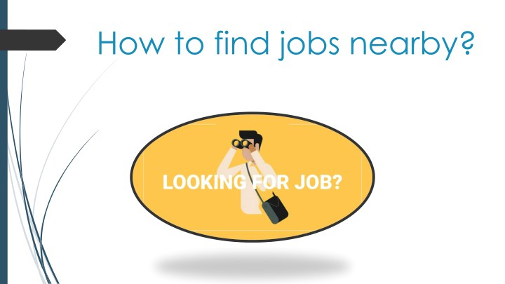 how to find jobs nearby n.