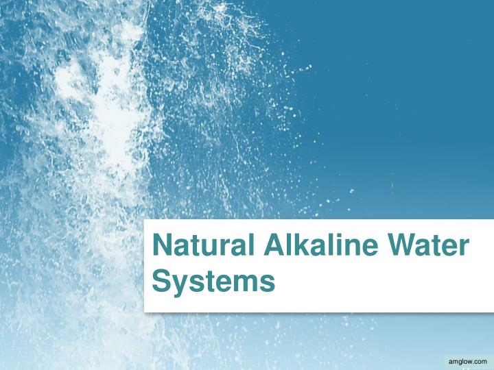natural alkaline water systems n.