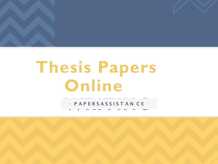 biology thesis papers Biology thesis or dissertation writing is the most essential pieces of writing for the students with the key subject of biology these sorts of thesis papers are assigned to the graduate or post-graduate students.