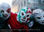 supporters of the mexican national soccer team
