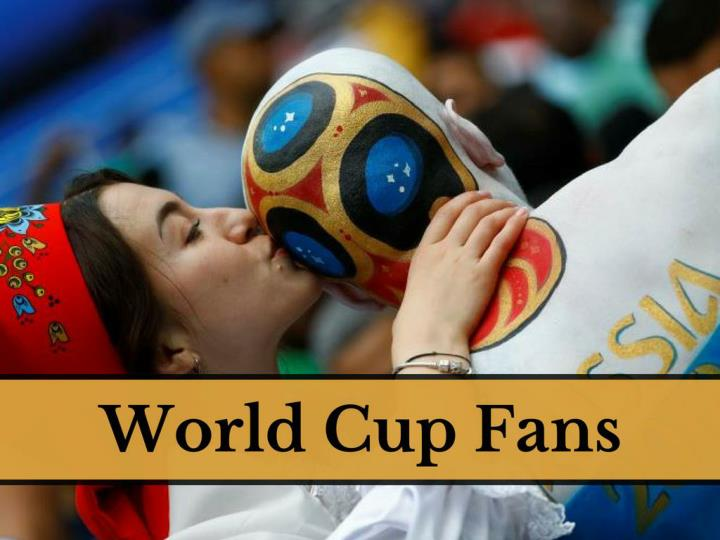 world cup fans n.