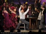 the cast of my fair lady performs reuters lucas