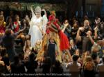 the cast of once on this island performs reuters