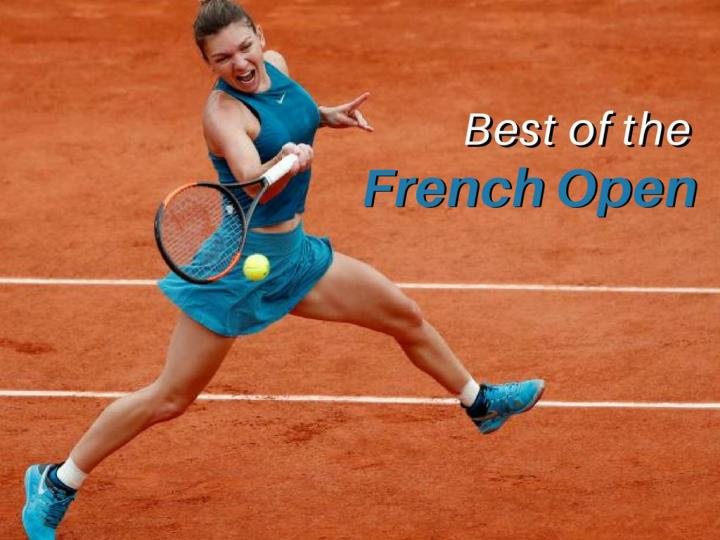 best of the french open n.