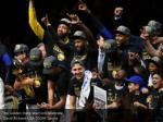 the golden state warriors celebrate david richard