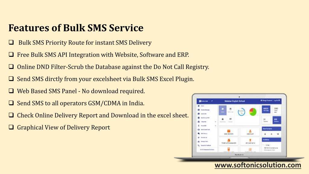 PPT - Bulk SMS Service PowerPoint Presentation - ID:7919744