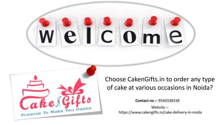 choose cakengifts in to order any type of cake n.