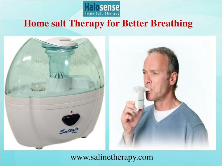 home salt therapy for better breathing n.