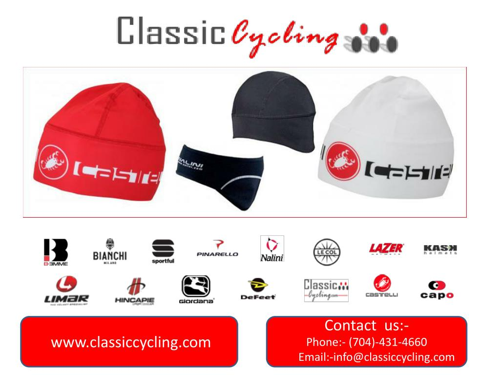 42c170b3301 PPT - Women s Cycling Caps