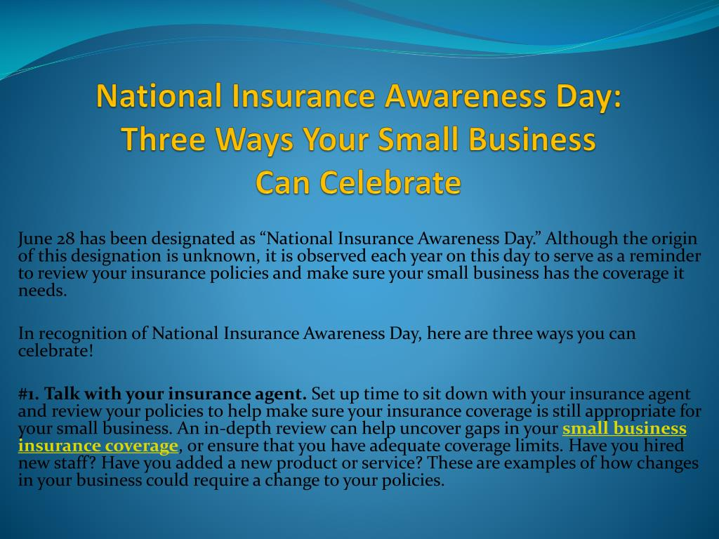 Ppt National Insurance Awareness Day Three Ways Your Small Business Can Celebrate Powerpoint Presentation Id 7923089,Modern Fireplace Design With Tv