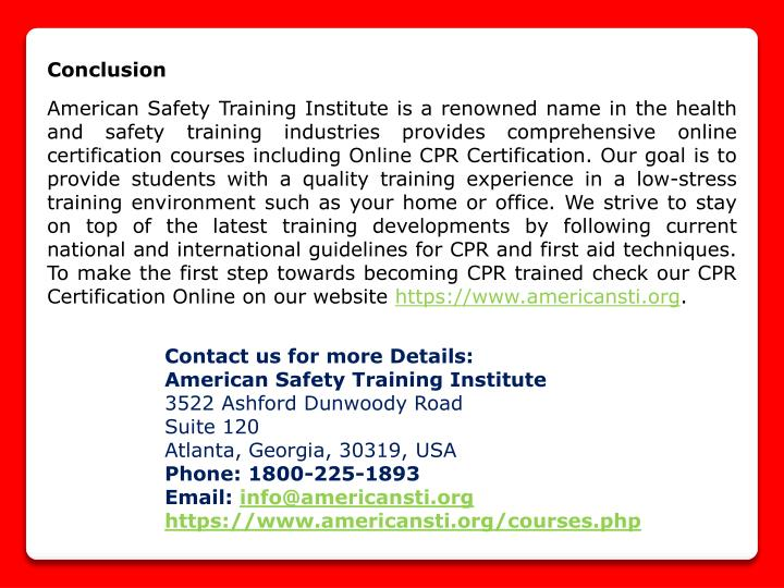 Ppt Cpr Certification And Knowledge Are Indispensable Powerpoint