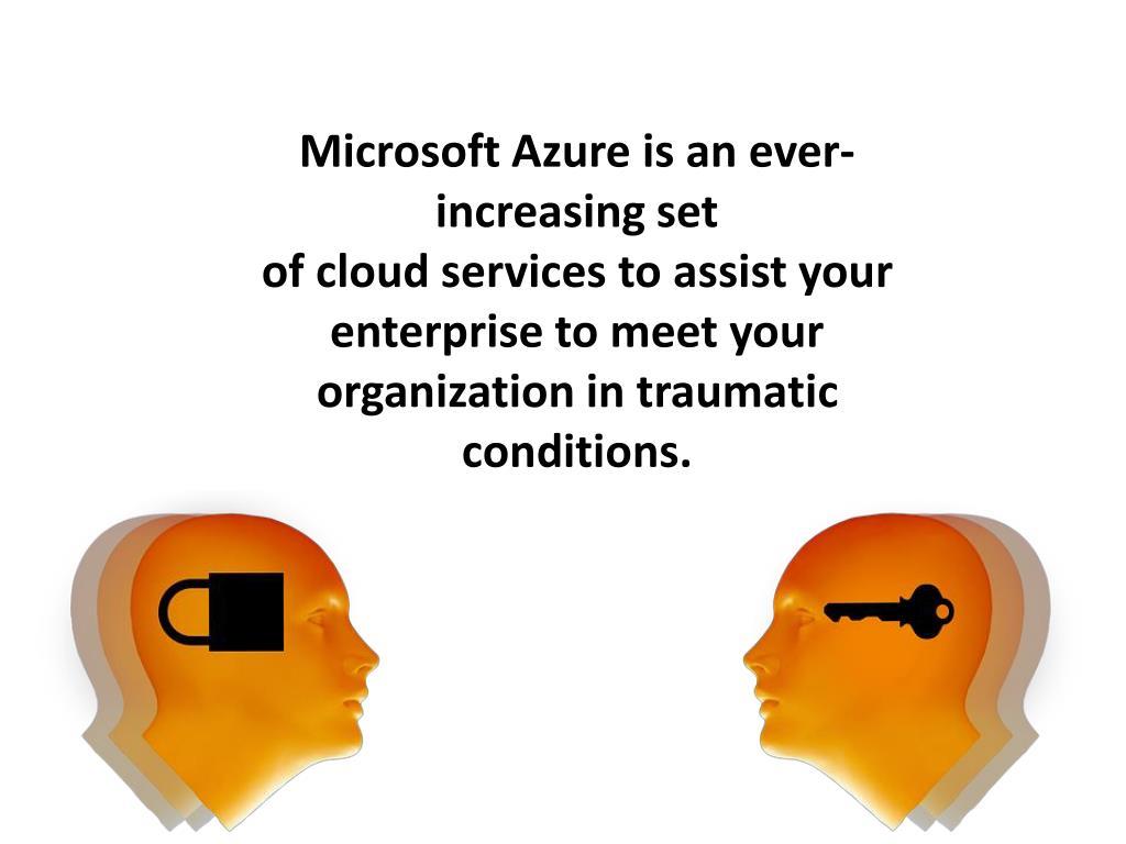 PPT - Microsoft azure certification Training PowerPoint