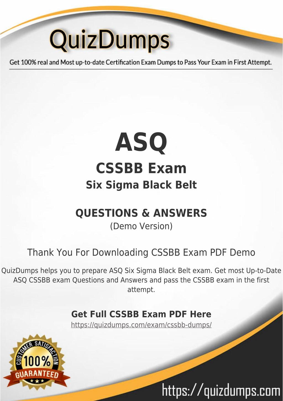 Ppt Cssbb Exam Dumps Real Cssbb Dumps Pdf 2018 Powerpoint