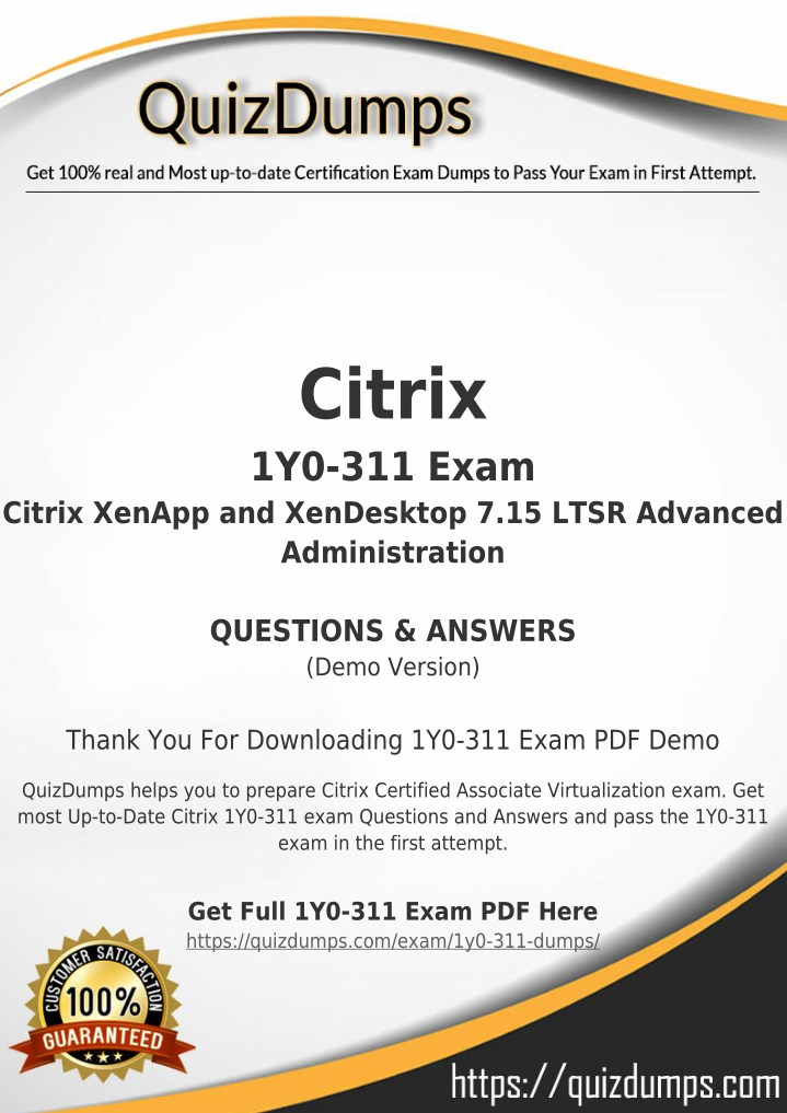 Ppt 1y0 311 Exam Dumps Actual 1y0 311 Dumps Pdf 2018
