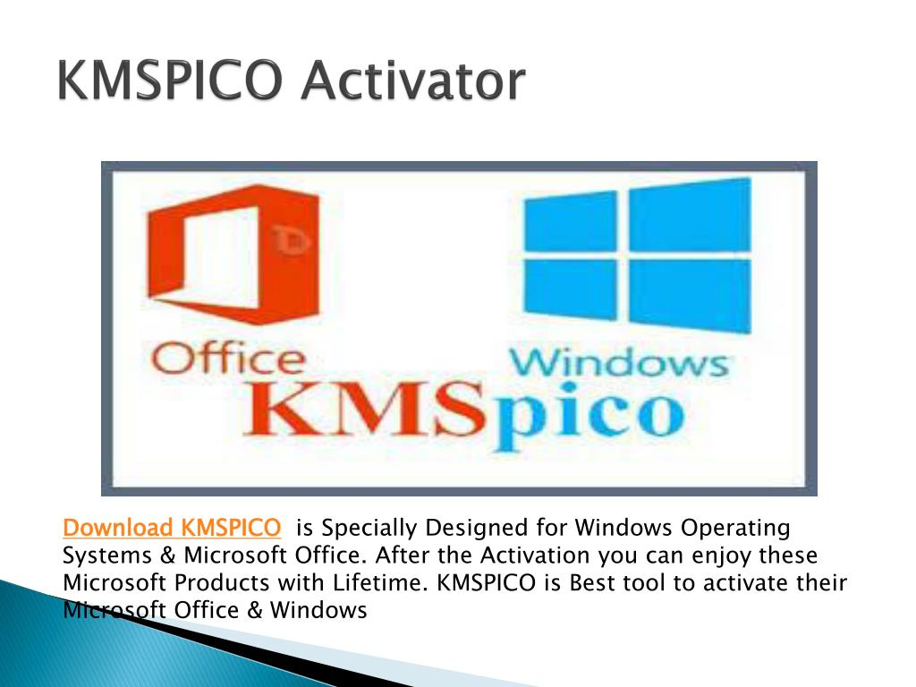 PPT - KMSPICO Download PowerPoint Presentation - ID:7925767