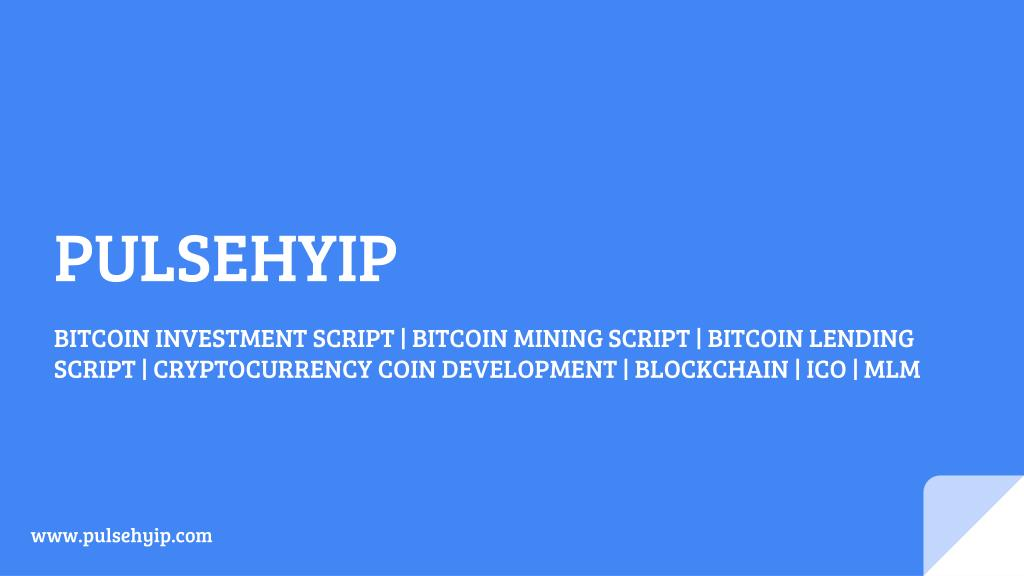 PPT - Launch Your Own ICO Website with our best ICO Script Software