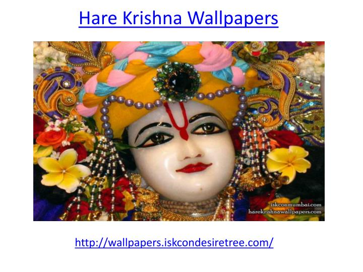 Ppt Download Latest Collection Of Hare Krishna Wallpapers