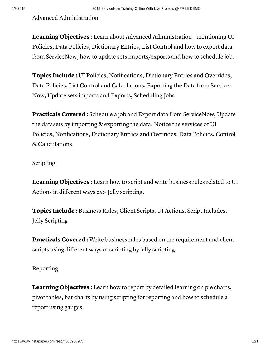 PPT - ServiceNow Developer Training In Online PowerPoint