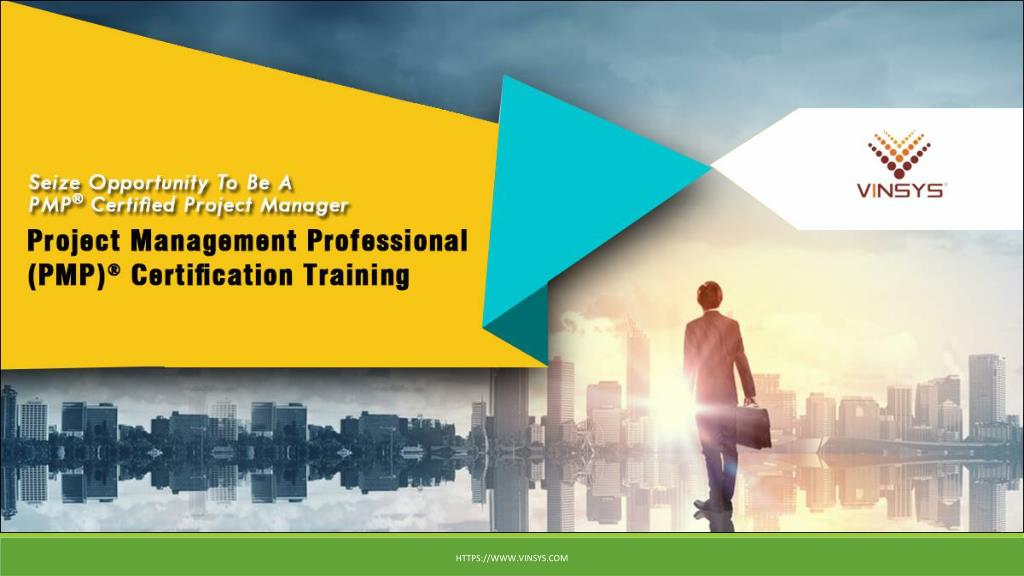 Ppt Pmp Certification Training Course Powerpoint Presentation Id