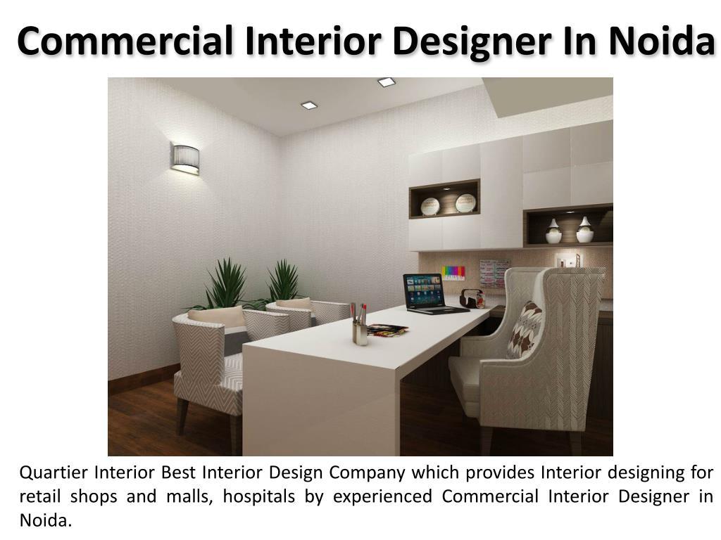 Ppt Quartier Interior Leading Interior Design Firm In Noida Powerpoint Presentation Id 7928200